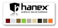 цветовая палитра камня hanex